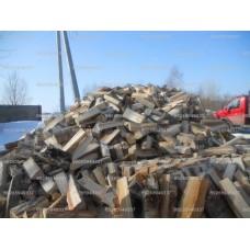 Дрова березовые колотые 40 см